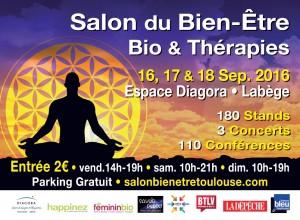 Salon bien être Toulouse 2016
